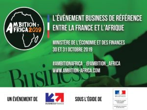 Coppernic to the Ambition Africa trade fair