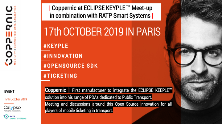 Coppernic at the Eclipse Keyple Meetup