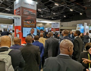Review of the ID4AFRICA exhibition In Johannesburg – Coppernic.