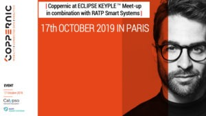 Coppernic at the ECLIPSE KEYPLE™ in association with RATP Smart Systems