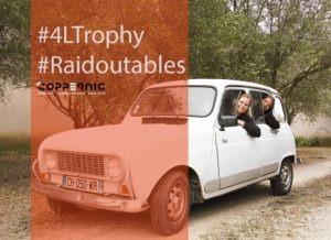 Coppernic at the 4L Trophy Raid !